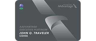 Executive Platinum - 100,00 miles/points or 100 segments