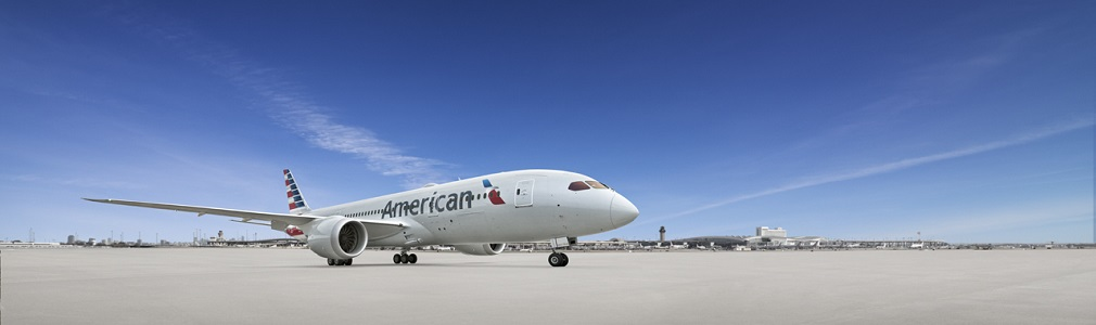 Fly the American way - American Airlines